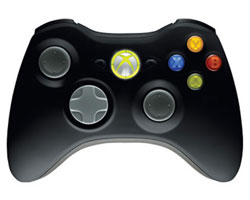 Microsoft Xbox 360 Wireless Controller (PC / Xbox 360) JR9-00012