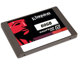 "Kingston SSDNow V300 60GB (SV300S37A/60G) 2.5"" SSD"