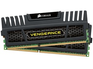 Picture of Corsair Vengeance 16GB (2x8GB) DDR3 1600MHz CL9 Desktop RAM (CMZ16GX3M2A1600C9 )