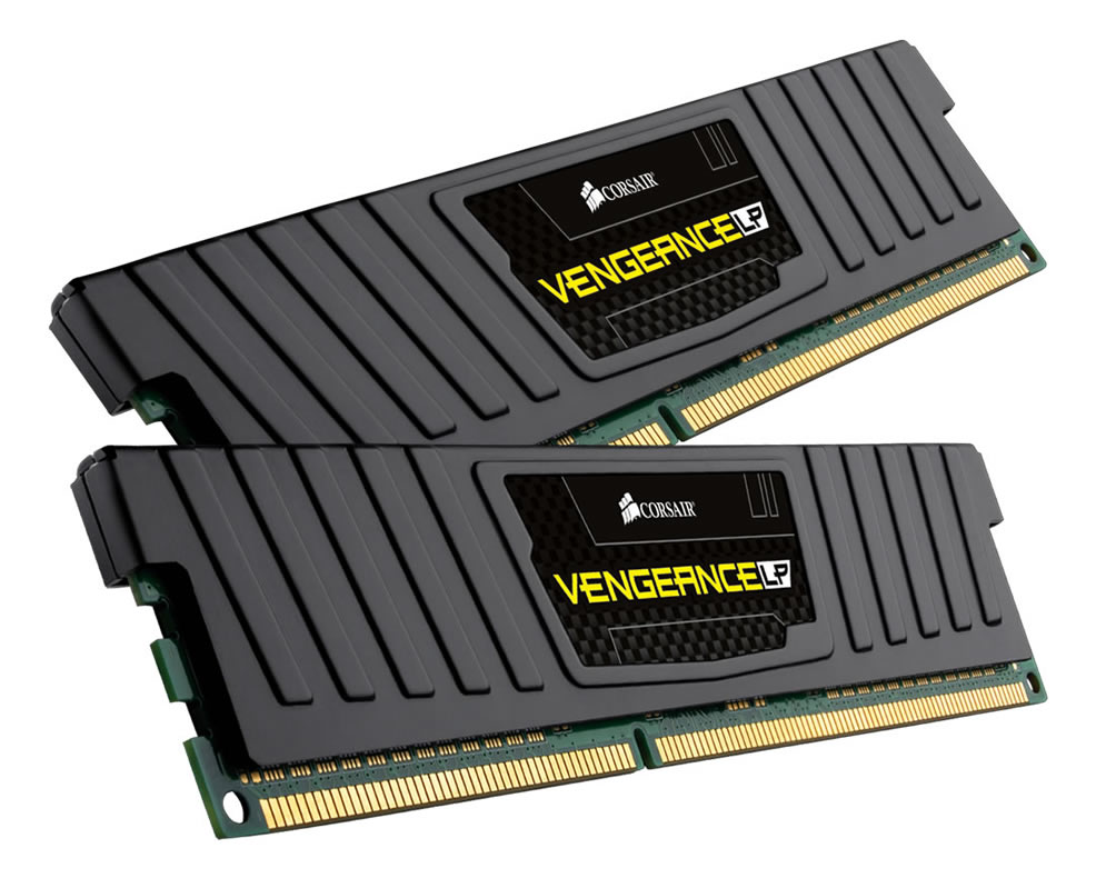 Corsair 16GB (2x8GB) DDR3 1600MHz CL10 LP Vengeance Desktop RAM