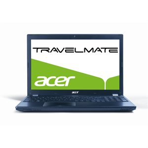 "Picture of Acer TravelMate 5760 (NX.V54SA.002.C70) 15.6"" LED, i3-2350M Windows 7 Pro, 4GB RAM, 500GB"