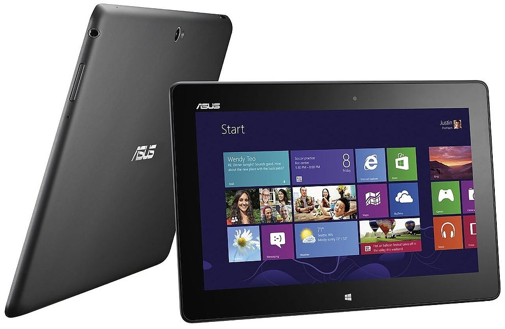 "Asus Vivo 400 - 10.1"" Intel Atom Tablet (ME400C-1B035W)"