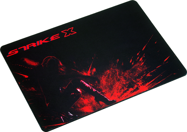 "Aerocool Strike-X ""Fury"" GAMING MOUSE PAD"