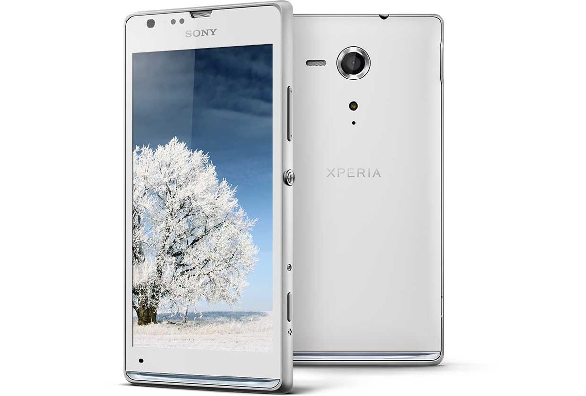 "SONY XPERIA SP C503 WHITE ANDROID OS 4.6"" TOUCH 1.7GHZ DUAL CORE 8GB 8MP WIFI 4G LTE"