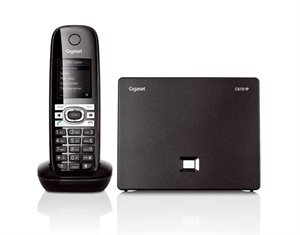Picture of Gigaset C610IP IP VoIP Cordless Phone without Answering Machine (C610IP)