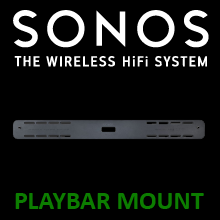 Sonos Playbar Soundbar Wall Mount Kit (S-PBARMNT)