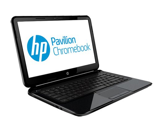 HP D9H18PA Pavilion 14-c001tu Chromebook - Intel Celeron 847 4GB 320GB Bluetooth Google Chrome 1.5