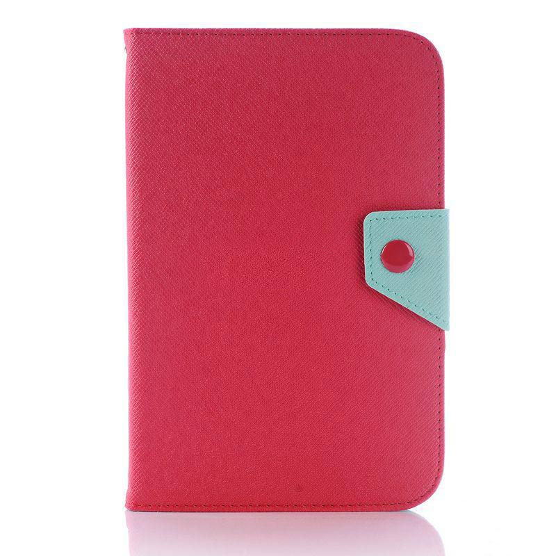 Samsung Galaxy Note 8 PU Leather Cover - Pink