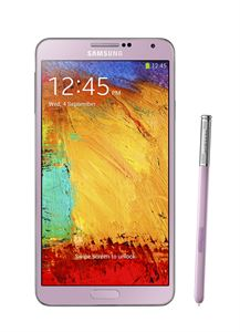 Picture of Samsung GALAXY Note 3 - Pink