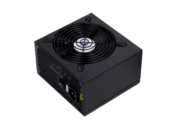 600W Silverstone Strider Essential  80+ Gold Power Supply
