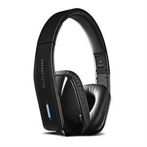 Picture of Energy Wireless BT7 NFC Black Headphones with Line-In Bluetooth and NFC
