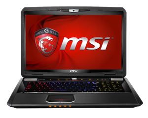 "Picture of MSI GT70 Dominator Pro  Gaming Notebook (2PE-1242AU) 17.3"" Full HD - i7 4930MX 32GB 1TB + 384GB  Super Raid 2 GTX880M 8GB Graphics Blu-Ray Combo Windows 8.1 Pro"