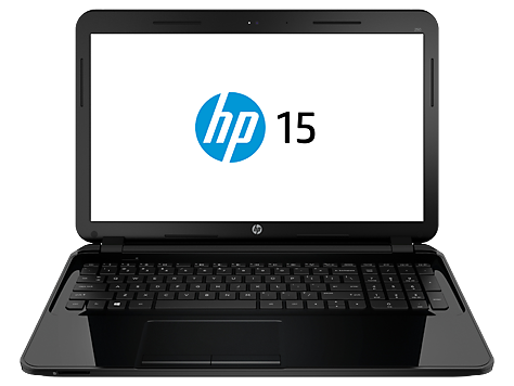 "HP Pavilion 15-g001AU (F7P88PA) 15.6"" LED Backlit Panel - E1-2100 2GB 500GB DVDRW Windows 8.1"