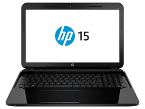 "Picture of HP Pavilion 15-g001AU (F7P88PA) 15.6"" LED Backlit Panel - E1-2100 2GB 500GB DVDRW Windows 8.1"