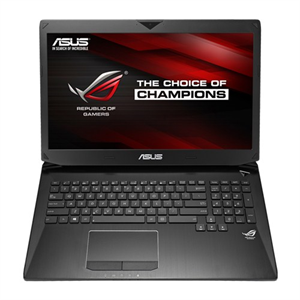 "Picture of Asus G750JZ-T4013H  I7-4700HQ 17.3""FHD LED Backlit Panel 32GB 1T+512G SSD 4GB Graphics BRRW KillerW 11N Bluetooth 4.0 8C Windows 8"