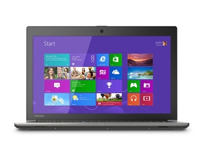 Toshiba Z50 ULV - i7 4600U, 8GB, 500GB, Windows 7 Pro / 8.1 Pro, 3YRS