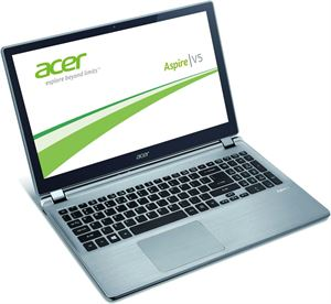 """Picture of Acer V5-572, 15.6"""" - Core i5 3337U, HD Touch, 4GB RAM, 750GB, GT720M 2GB, Win7 Pro"""