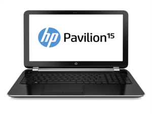 "Picture of HP Pavilion 15-n203tu 15.6"", LED Backlit Panel - i5 4200U, 8GB, 500GB, DVDRW, Win 8.1"
