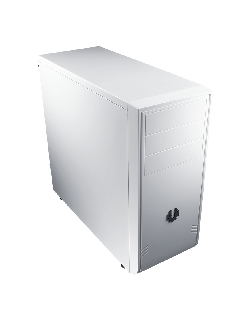 Bitfenix Comrade Mid-Tower White Case