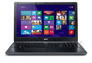 "Picture of Acer Aspire E1-572 15.6"", i7, 4GB RAM, 1TB HDD, Win 8.1 Laptop"