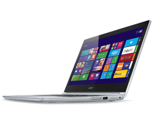 "Picture of ACER S3-392G 13.3"" Touch - i5 4200U, 4GB RAM, 16GBCache, 1TB HDD, GT735M-1GB Graphics, Win 8.1"