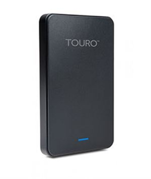 Picture of Hitachi Touro Mobile 1TB (0S03460) USB 3.0 External Hard Drive