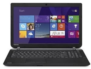 "Picture of Toshiba C50 PSCMMA-001001 Celeron-N2830, 15.6"", 4GB RAM, 500GB HDD, DVDRW, Windows 8.1 64-Bit"