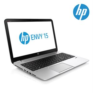 "Picture of HP Envy 15-K001TX J2C37PA -  i7-4510u CPU, 15.6""HD Display, GTX 840M 2GB Graphics, 8GB RAM, 1TB HDD, DVDRW, Wireless + Bluetooth, Windows 8.1 64-Bit, Silver"