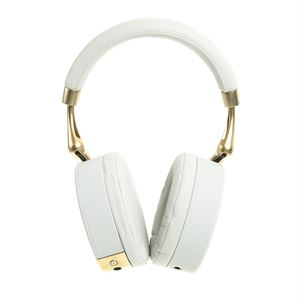 Picture of Parrot Zin Active Noise-Cancelling Wireless Headphones White & Gold