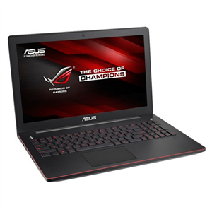 "Picture of Asus G550JK-CN436H 15.6"" LED - Intel Core i7 4710HQ, 16GB RAM, 256GB SSD, GTX850M 4GB Dedicated Graphics, Blu-Ray RW, Windows 8.1"