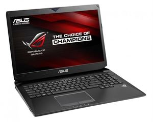 "Picture of ASUS G750JS-T4193H 17.3"" LED - i7 4710HQ, 16GB RAM, 256G SSD + 1.5TB, GTX870M-3G, BRW, Win8.1, 1 Year Warranty"