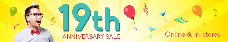 Centre Com 19th Birthday Anniversary Sale