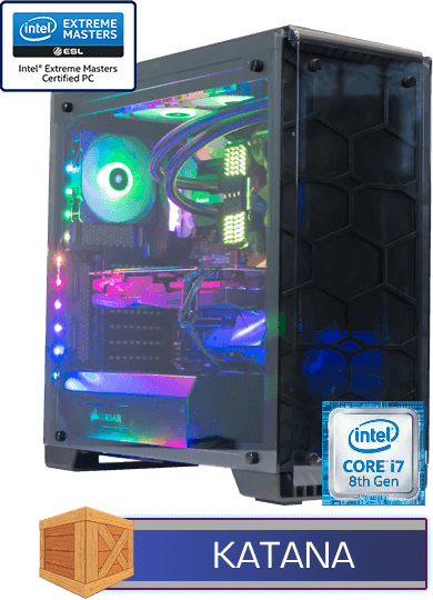 IEM Sydney Certified Systems 2018   Centre Com : Best PC Hardware