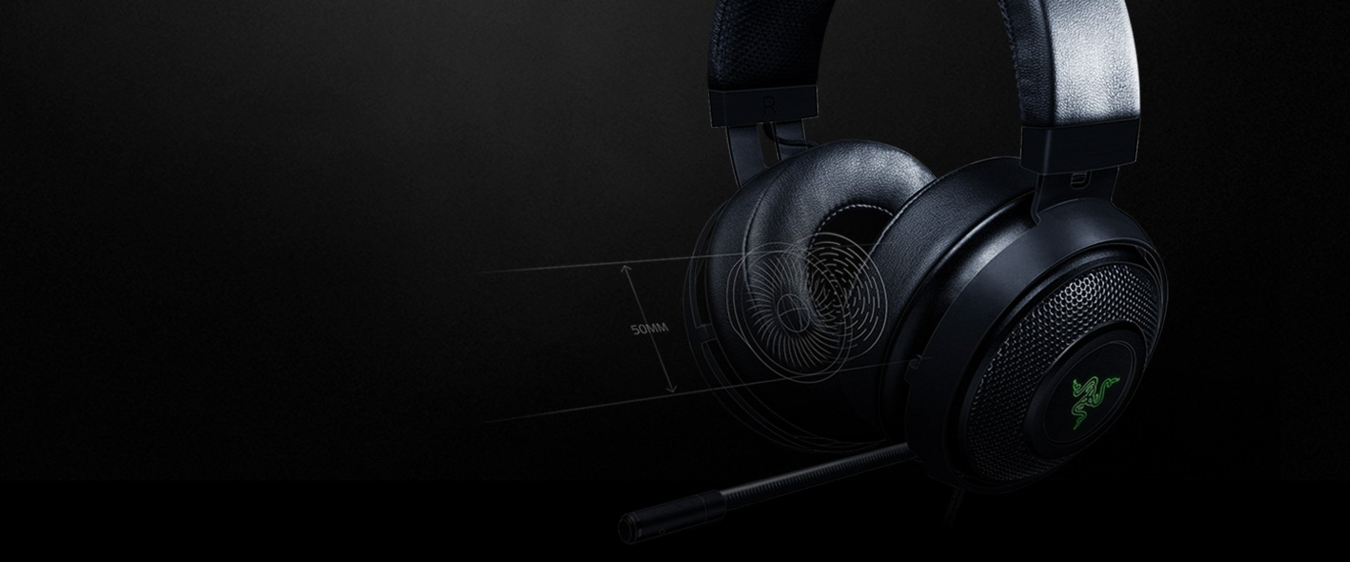 Razer Kraken 71 V2 Oval Ear Gaming Headset Mercury Edition Rz04 Pro Black Analog Whats More The Engine Is Entirely Customizable Via Synapse So You Can Determine Best Placement For Audio Channels To Fit Your Own