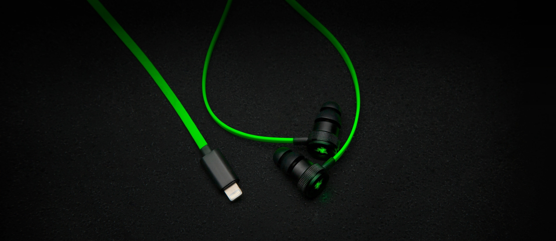 Razer Hammerhead In Ear Headset For Ios Rz04 02090100 Centre Com V2 The Delivers Pure Audio Fidelity Thanks To Extra Large 10 Mm Dynamic Drivers And A Custom Tuned Digital Analog Dac Converter