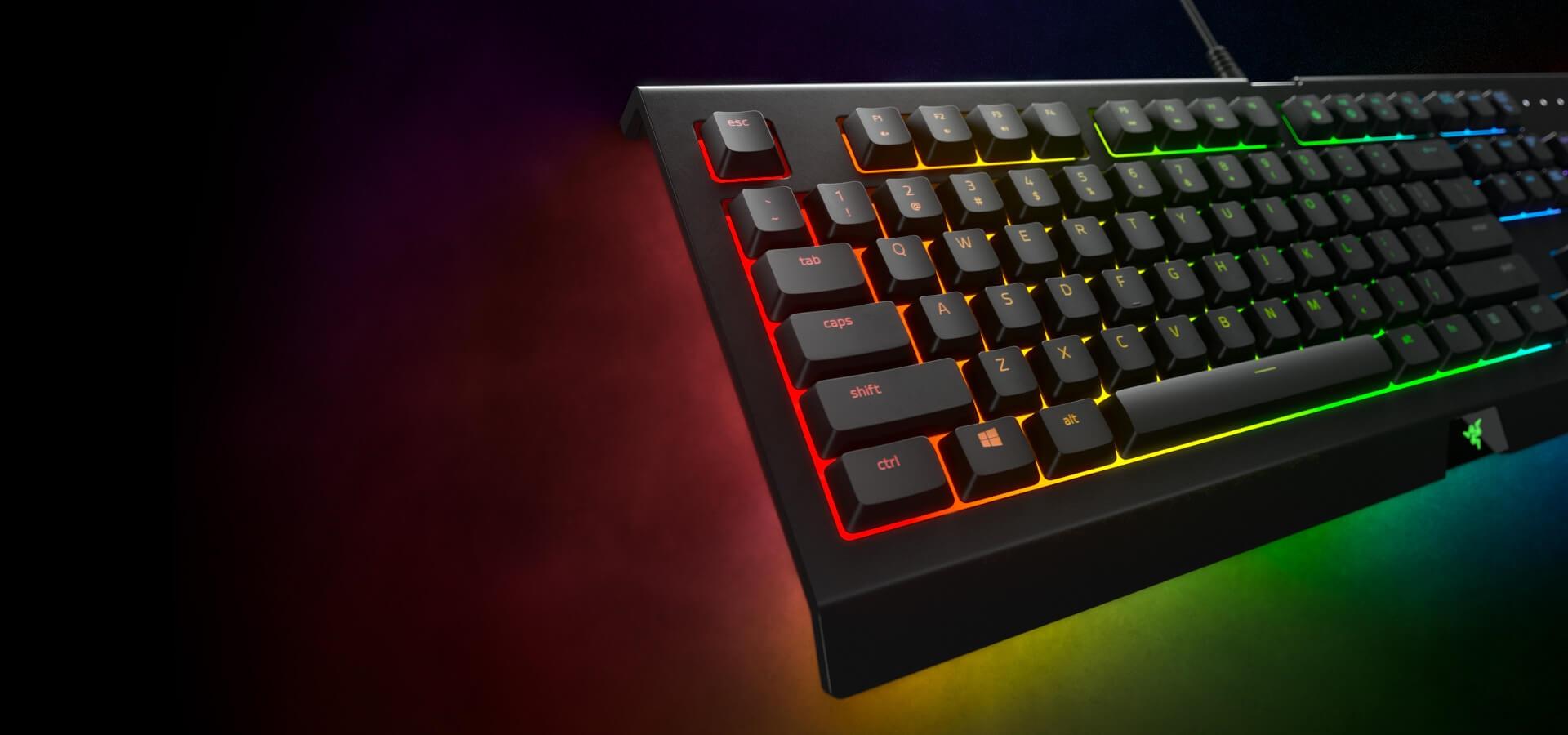 Razer Cynosa Chroma Multi-color Gaming Keyboard