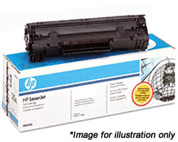 HP CE278A BLACK PRINT CARTRIDGE (#CE278A)