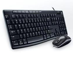 Logitech MK200 Media Keyboard & Mouse Combo