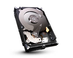 "Seagate 2TB Barracuda 3.5"" Internal Hard Drive ST2000DM001"