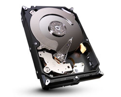 "Seagate 3TB Barracuda 3.5"" Internal Hard Drive ST3000DM001"