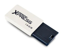 Patriot Supersonic Xpress 16GB USB 3.0