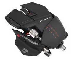 Saitek Cyborg R.A.T 9 (D20-4370900B2) Wireless Gaming Mouse