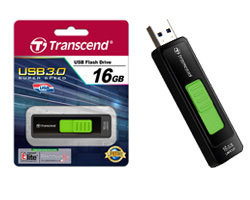 Transcend 16GB JETFLASH 760 USB 3.0 FLASH DRIVE