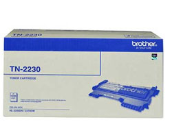 Genuine Brother TN2230 Black Toner Cartridge