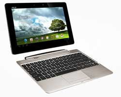 "Asus Transformer Infinity (TF700T-1B064A) 64GB WiFi 10.1"" Tablet, NVIDIA Tegra 3, with Dock - Grey (DISPLAY MODEL)"