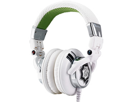 TteSports by Thermaltake Chao Dracco Premium Headset - WHITE