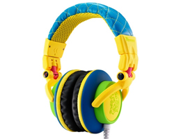 TteSports by Thermaltake Chao Dracco Premium Headset - Yellow