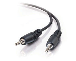 2m 3.5mm M/M Stereo Audio Cable
