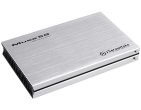 "Thermaltake Muse 5G 2.5""  USB 3.0 External Hard Drive Enclosure"