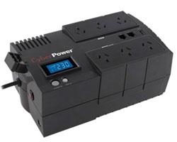 CyberPower BRIC-LCD 650VA/390W Line Interactive UPS